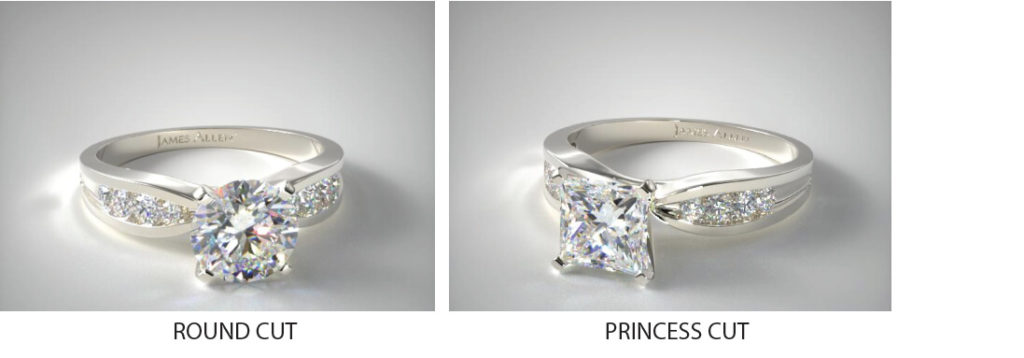 Engagement Ring Comparison
