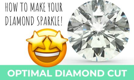 Maximizing Your Diamond's Sparkle – The Perfect Diamond Cut