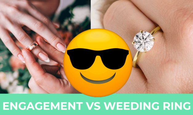 The Difference Between Engagement Rings & Wedding Rings