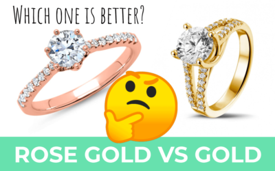 Rose Gold Vs Gold – Which One is Better?