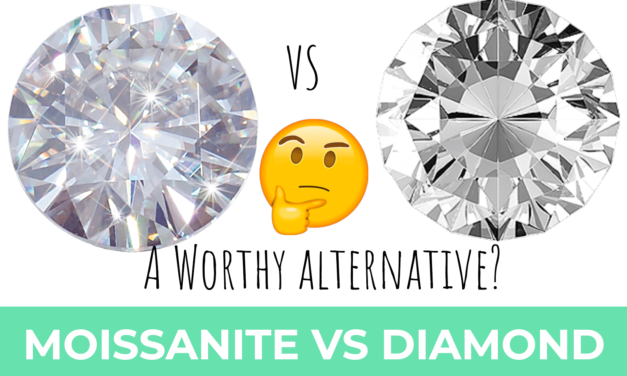 Moissanite vs Diamond – A Worthy Diamond Alternative?