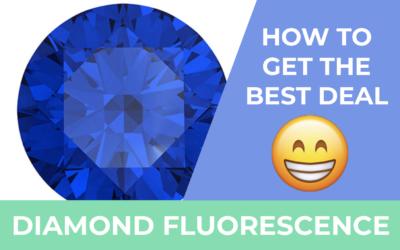 Diamond Fluorescence Good or Bad?