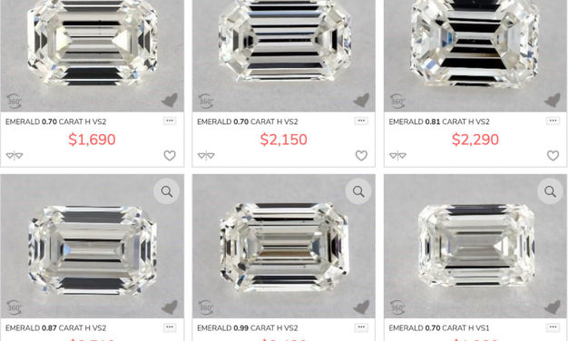Everything You Need to Know Before Buying an Emerald Cut Diamond
