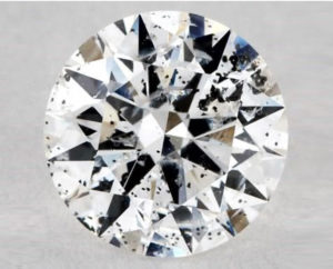 Diamond Inclusions Flaws