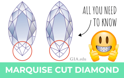 Marquise Cut Diamond – What to Look for When Selecting One