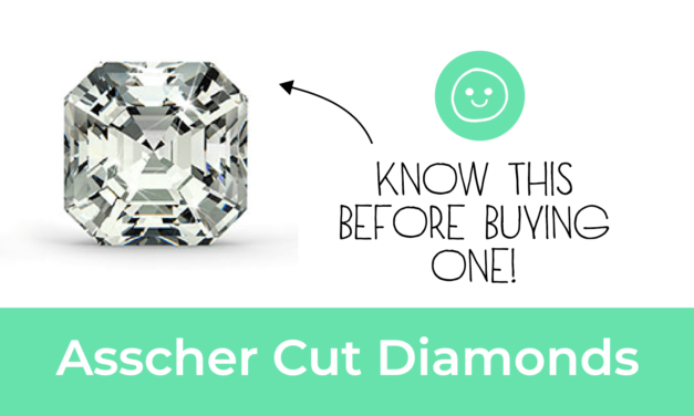 Asscher Cut Diamond – You Need To Know This Before Buying
