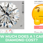 How Much Does a 1 Carat Diamond Cost?
