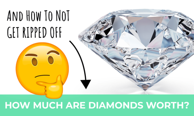 How Much Are Diamonds Worth?