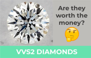 VVS2 Diamonds