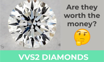 VVS2 Diamonds are Considered Nearly Perfect – But Are They Worth It?
