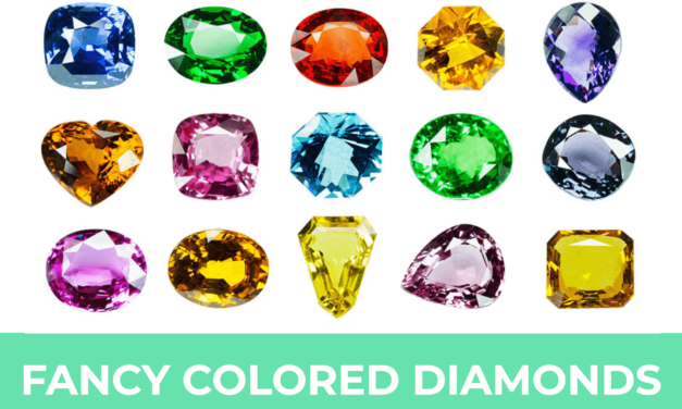 Fancy Colored Diamonds – An Insider's Guide