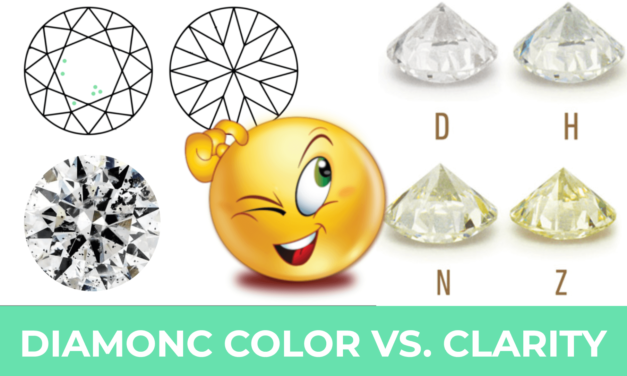 Diamond Color vs. Clarity – Which One Should You Prioritize?