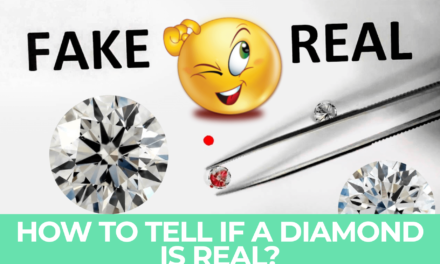 How to Tell if a Diamond is Real or a Fake (Test at home!)