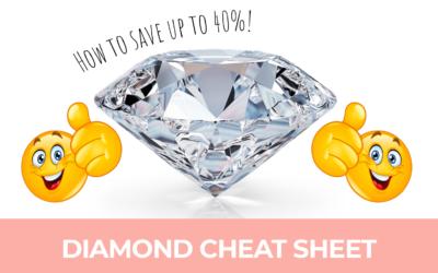 Diamond Cheat Sheet