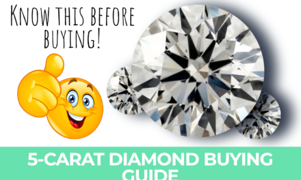 5 Carat Diamond Buying Guide (All You Need To Know)