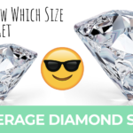 Average Diamond Size When It Comes to Engagement Rings
