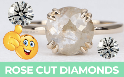 Rose Cut Diamonds – All You Need To Know