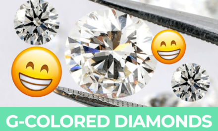 G Colored Diamonds – A Good Choice for Engagement Rings?