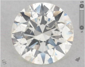 Cloudy diamond example