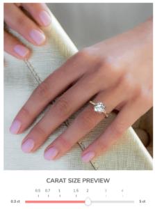 2 carat diamond