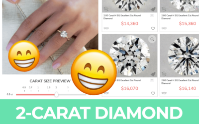 2 Carat Diamonds | Know These Tips Before Buying One