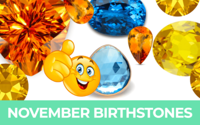 November Birthstone – The Ultimate Guide To Citrine and Topaz