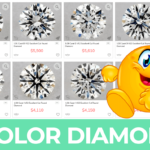 I Color Diamond – Too Yellow For Engagement Rings?