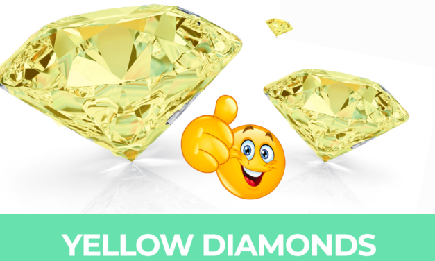 Yellow Diamond Engagement Rings are Surprisingly Popular