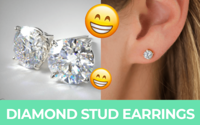 Diamond Stud Earrings – The Best Buying Guide