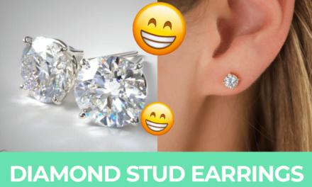 Diamond Stud Earrings – The Best Buying Guide
